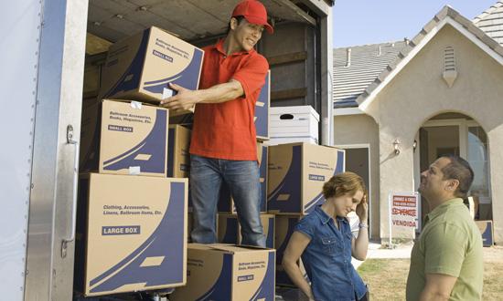 Load/Unload Rental Truck Service