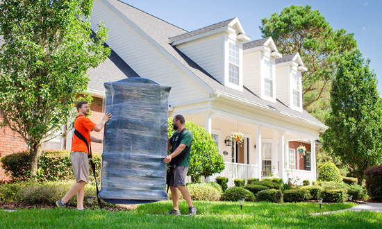 Local Moves of Any Size Service