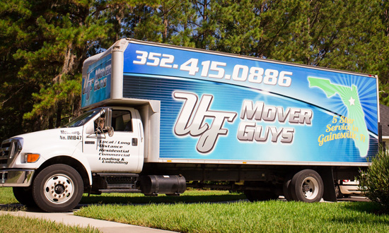Long Distance In-State Moves Service