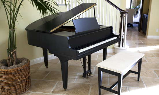 Upright Piano Moves Service