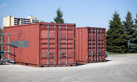 Load/Unload POD or Container Service