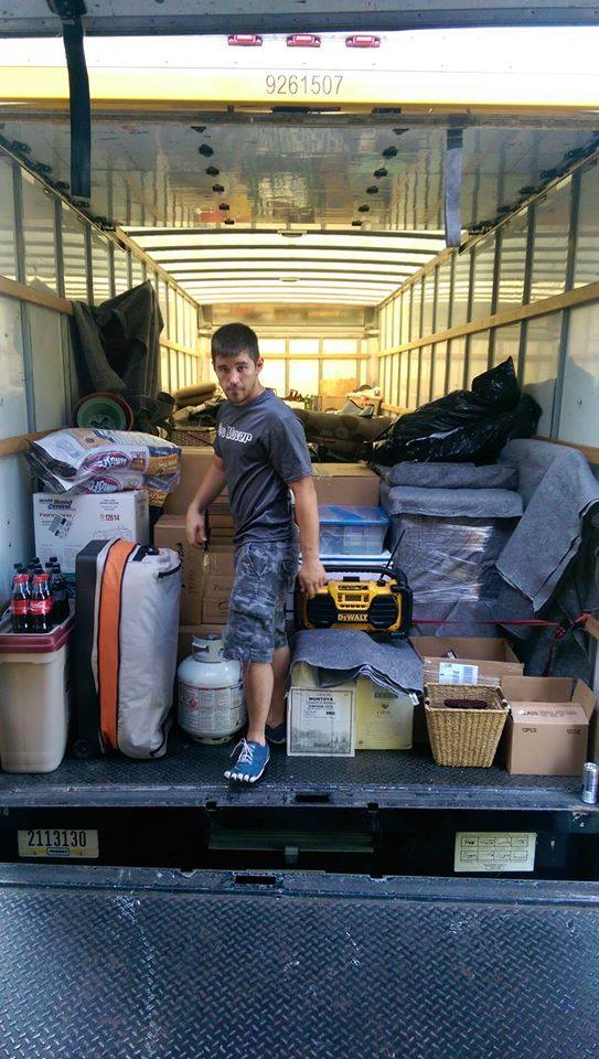 Moving in Gainesville