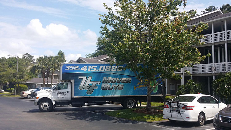 Residential Moving in Gainesville, FL
